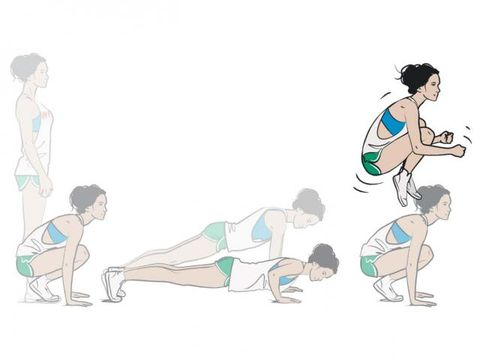 Joe wicks 15 minute workout