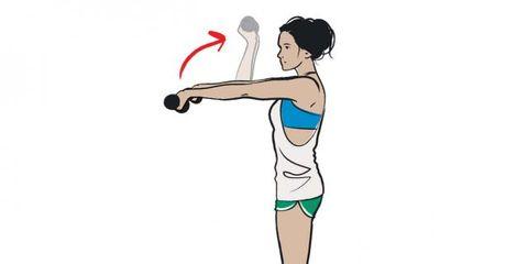 joe wicks upper body workout
