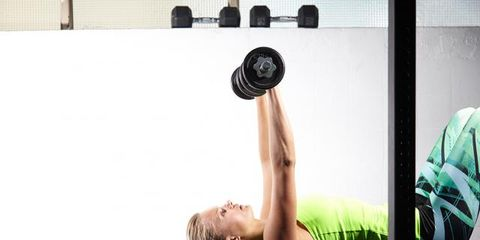 Human leg, Chin, Shoulder, Elbow, Wrist, Joint, Exercise, Physical fitness, Chest, Weights,