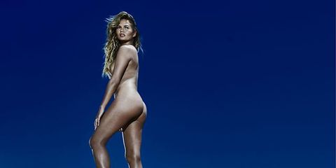 Human leg, Shoulder, Knee, Waist, Thigh, Calf, Foot, Model, Fashion model, Electric blue,