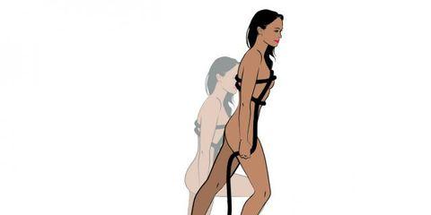 Shoulder, Human leg, Elbow, Joint, Standing, Wrist, Chest, Knee, Waist, Muscle,