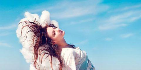 Hairstyle, People in nature, Summer, Elbow, Ocean, Aqua, Beauty, Azure, Sea, Sunlight,