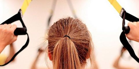 Hairstyle, Wrist, Back, Long hair, Personal grooming, Hair accessory, Hair coloring, Exercise, Hair care, Artificial hair integrations,