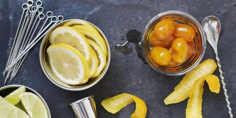 Food, Produce, Tableware, Kitchen utensil, Dishware, Ingredient, Lemon, Serveware, Citrus, Fruit,