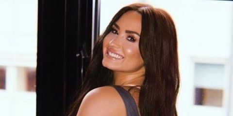 da8eac669f7fc Demi Lovato's Food and Fitness Tour Diary. Her food and fitness regime ...