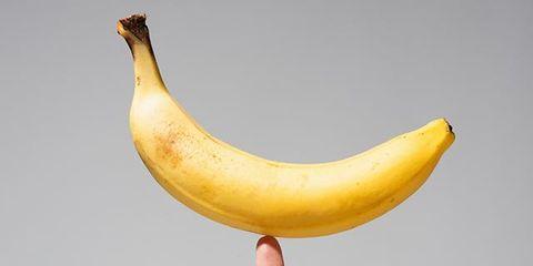 Finger, Yellow, Fruit, Produce, Food, Natural foods, Cooking plantain, Banana family, Nail, Banana,