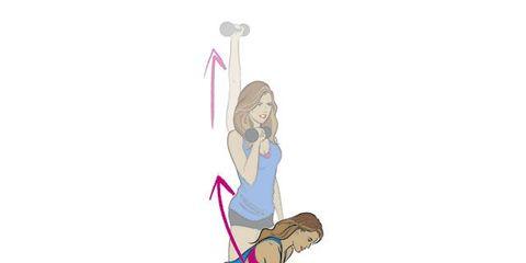 Cartoon, Arm, Joint, Leg, Illustration, Human body, Knee, Lunge, Pole dance, Balance,