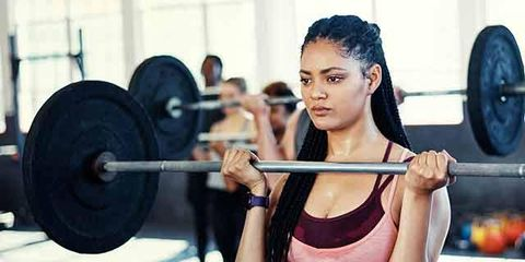 weight lifting for women  6 myths to ignore