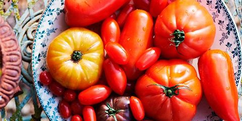 Vegan nutrition, Whole food, Food, Local food, Produce, Natural foods, Vegetable, Ingredient, Tomato, Bush tomato,