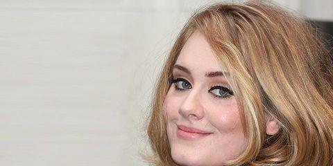 Nose, Lip, Cheek, Hairstyle, Chin, Eyebrow, Eyelash, Facial expression, Beauty, Blond,