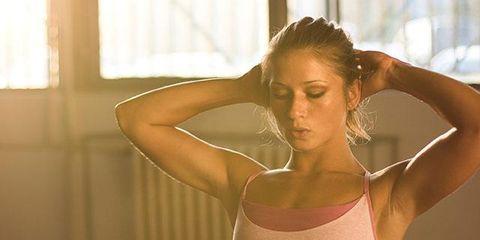 Shoulder, Joint, Undergarment, Chest, Muscle, Trunk, Lingerie, Abdomen, Beauty, Thigh,