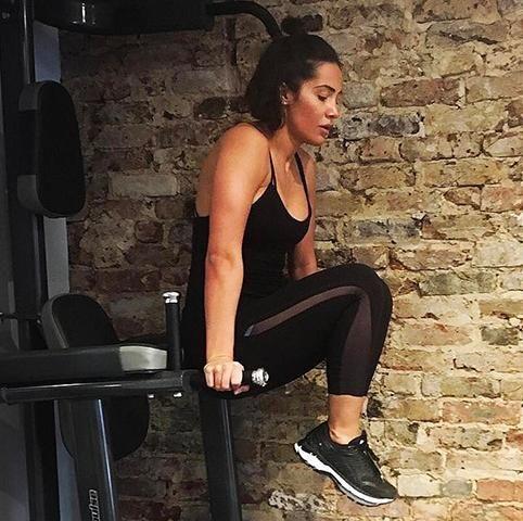 Best Celebrity Workouts