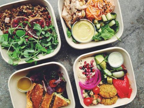 9 Best Healthy Food Delivery Services Meal Delivery