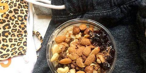 Food, Ingredient, Tableware, Cuisine, Dish, Bowl, Serveware, Recipe, Meal, Dried fruit,