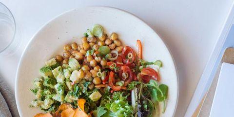 Food, Dishware, Tableware, Produce, Ingredient, Serveware, Vegetable, Cuisine, Leaf vegetable, Carrot,