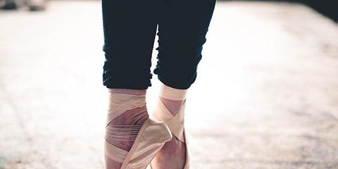 Leg, Human leg, Street fashion, Ankle, Ballet shoe, Sock, Pointe shoe,