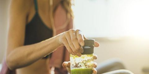 Aojiru, Tableware, Vegetable juice, Smoothie, Condiment, Juice, Health shake, Green sauce, Active tank, Sleeveless shirt,
