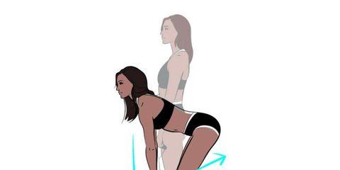 Shoulder, Human leg, Elbow, Joint, Standing, Waist, Knee, Animation, Neck, Black hair,