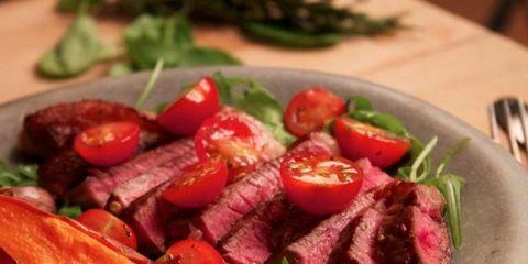 Food, Dishware, Produce, Vegetable, Ingredient, Tableware, Dish, Cuisine, Kitchen utensil, Cutlery,