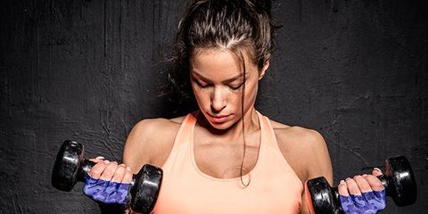 Human body, Sport venue, Chest, Glove, Professional boxer, Wrist, Striking combat sports, Trunk, Muscle, Contact sport,