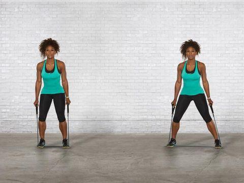 Human leg, Shoulder, Standing, Joint, Physical fitness, Shorts, Knee, Active shorts, Sleeveless shirt, Sports,