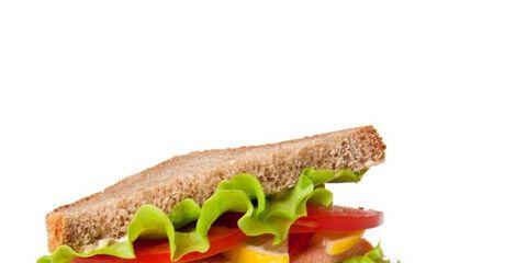Food, Finger food, Vegetable, Baked goods, Breakfast, Leaf vegetable, Produce, Fast food, Sandwich, Snack,
