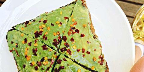 Green, Yellow, Leaf, Dishware, Serveware, Cuisine, Dish, Orange, Plate, Recipe,