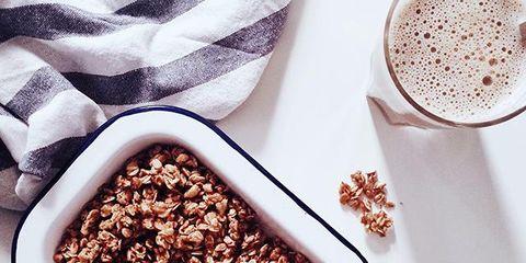 Serveware, Food, Ingredient, Drinkware, Drink, Cup, Cuisine, Dishware, Coffee, Coffee milk,