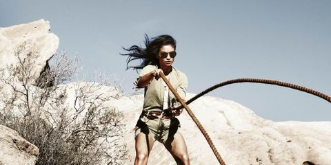 People in nature, Rope, Adventure, Badlands, Outcrop, Rock-climbing equipment, Balance,
