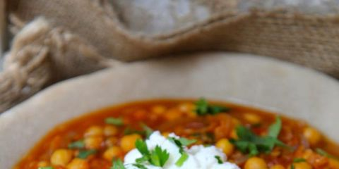 Food, Stew, Dish, Recipe, Curry, Legume, Produce, Comfort food, Lunch, Indian cuisine,