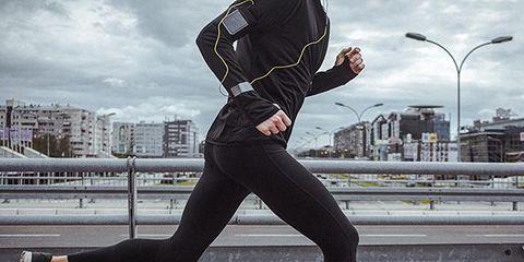 Black, Tights, Sportswear, Clothing, Beauty, Leggings, Leg, Human leg, Running, Footwear,