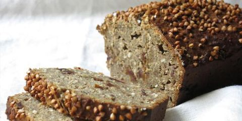 Food, Dish, Cuisine, Gluten, Bread, Brown bread, Rye bread, Pumpernickel, Baked goods, Ingredient,