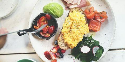 Dish, Food, Meal, Brunch, Cuisine, Ingredient, Lunch, Breakfast, Steamed rice, Comfort food,