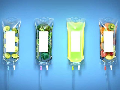 Vitamin IV Drip Review: 'I Tried It For 2 Weeks'