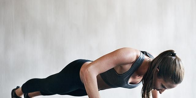 'I Did 10 Minutes Of Strength Training Every Day For A Month—Here's What Happened'
