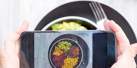 Food, Dish, Meal, Cuisine, Ingredient, Cookware and bakeware, Hand, Lunch, Recipe, Frying pan,