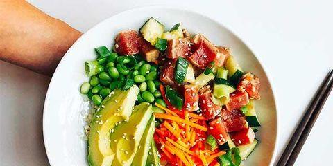 Dish, Food, Cuisine, Ingredient, Salad, Vegetable, Produce, Vegetarian food, Recipe, Lunch,