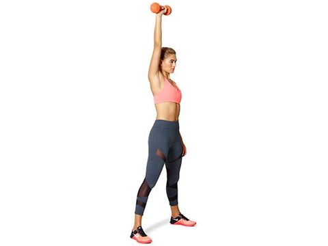 5 Dumbbell Exercises How To Get A Toned Physique