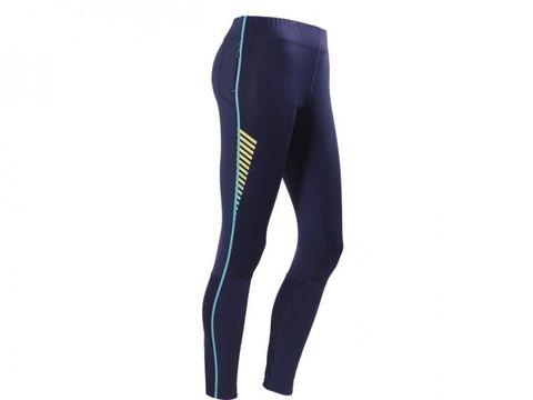 Sportswear, Active pants, Waist, yoga pant, Knee, Tights, Electric blue, Leggings, Thigh, Spandex,