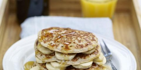 Food, Cuisine, Plate, Dish, Dishware, Breakfast, Serveware, Pancake, Snack, Recipe,