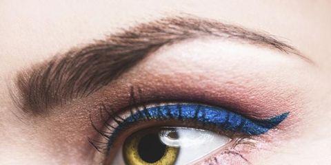 Brown, Eye, Skin, Eyelash, Eyebrow, Colorfulness, Violet, Iris, Purple, Organ,