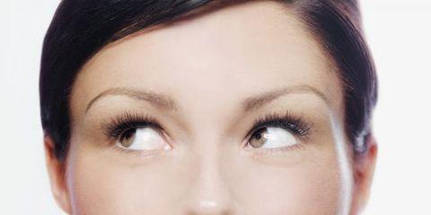 Ear, Lip, Cheek, Mouth, Brown, Hairstyle, Skin, Chin, Forehead, Eyelash,