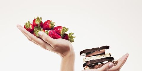 Food, Produce, Fruit, Natural foods, Ingredient, Berry, Sweetness, Frutti di bosco, Strawberries, Strawberry,