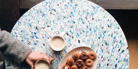 Food, Coffee cup, Dish, Turkish coffee, Cuisine, Table, Tableware, Ingredient, Breakfast, Drink,