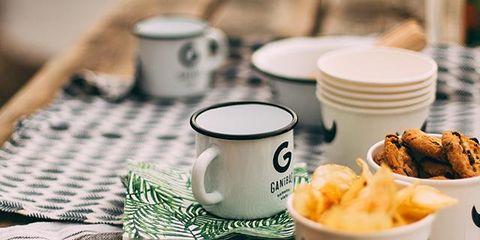 Food, Dish, Meal, Cuisine, Breakfast, Brunch, Ingredient, Full breakfast, Coffee cup, Tableware,