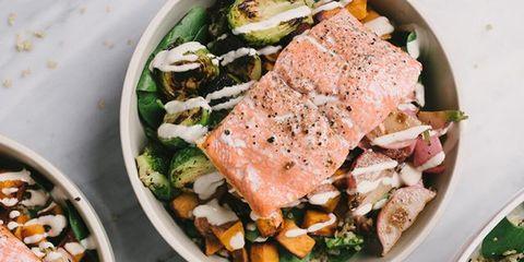 Dish, Food, Cuisine, Ingredient, Salad, Meat, Produce, Vegetable, Recipe, Vegetarian food,