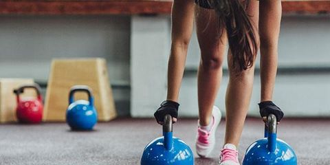 What to eat before a workout: Crossfit