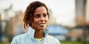 how to be confident - rochelle humes