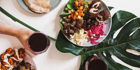 Dish, Food, Cuisine, Meal, Ingredient, Leaf, Lunch, Brunch, Salad, Vegetarian food,
