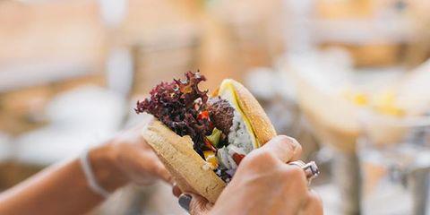 Food, Dish, Cuisine, Hand, Comfort food, Finger food, Recipe, Ingredient, Street food, Taste,